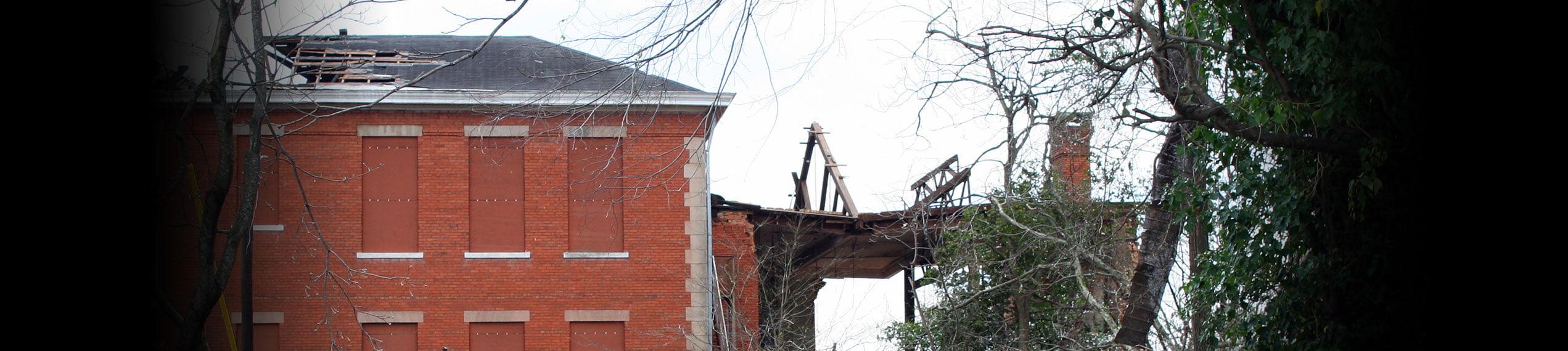Wind & Storm Damage Repairs in Paul Davis Restoration of Morris and Passaic Counties NJ
